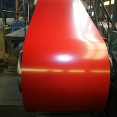 color coated sheet in coil
