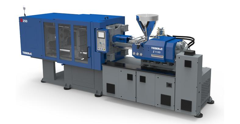 TEDERIC INJECTION MOULDING MACHINE 1
