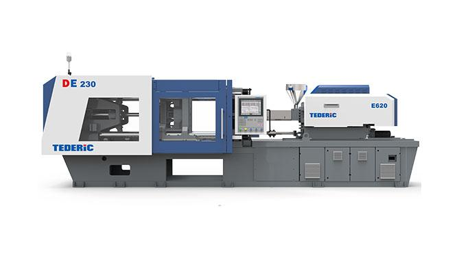 DE-E All-electric Injection Molding Machine 1