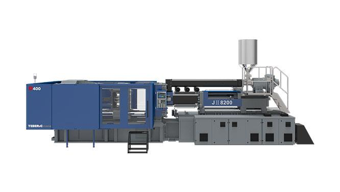DT-JII Medium High Pressure Dual-stage Injection Molding Machine 1