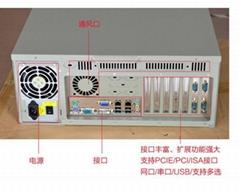4U上架工控機搭配豐富主板研華工控機 IPC-610L