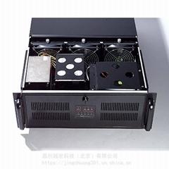 研華IPC-623 4U上架式機箱 20槽容錯式工業控制計算機