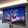 晶輝LED顯示屏P3.91高清室內全彩廣告大屏壓鑄鋁箱體 3