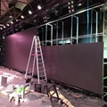晶輝LED顯示屏P3.91高清室內全彩廣告大屏壓鑄鋁箱體 5