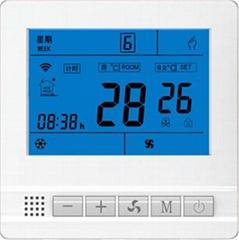 AC301系列中央空調液晶溫控器