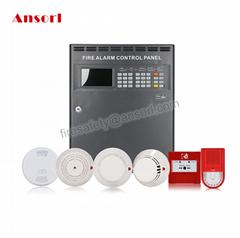 Intelligent Addressable Fire Alarm Control Panel