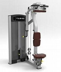 阳锐商用健身房力量健身器材胸背飞鸟训练机