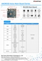RK3399 Android AI Main Board for Service