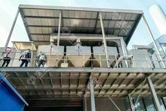 活性炭+蓄熱式催化燃燒設備