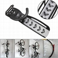 Mountain Road Bike Wall Mounted Rack Stands Storage Hanger Foldable bicycle Cycl 2