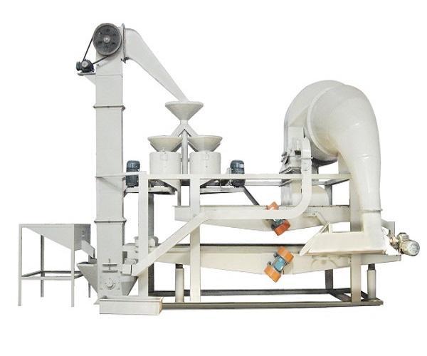 Buckwheat shelling machine /buckwheat sheller 1
