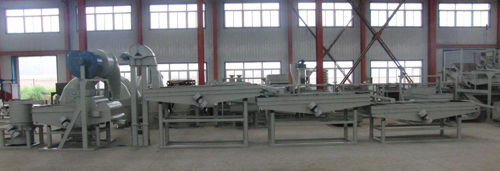Buckwheat shelling machine /buckwheat sheller 4