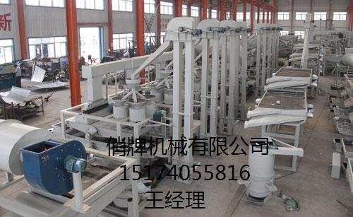 Buckwheat shelling machine /buckwheat sheller TFQM200 3