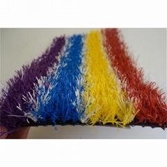 Colorful Artificial Gras