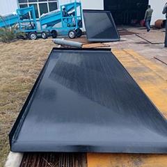 江西龍中供應6S搖床 選礦玻璃鋼搖床 4.5米搖床