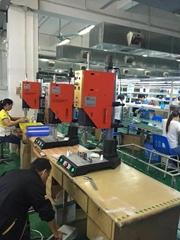 惠州博羅超聲波塑料熔接加工
