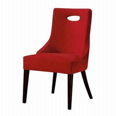 Luxury comfortable modern dining room chair and living room chairs for hotel