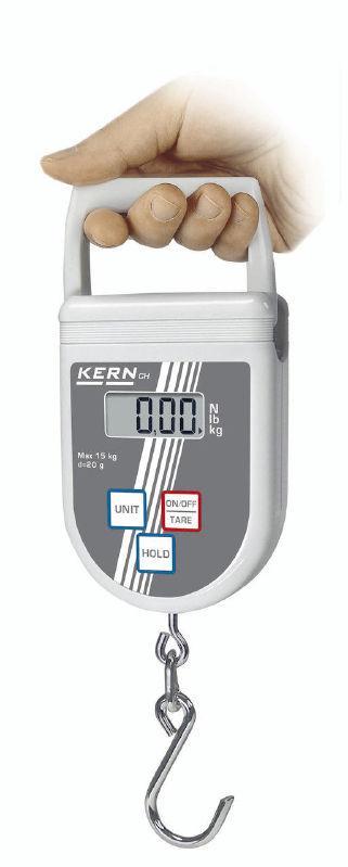 德国科恩KERN HDB-N HDB-XL CH系列吊钩秤 4