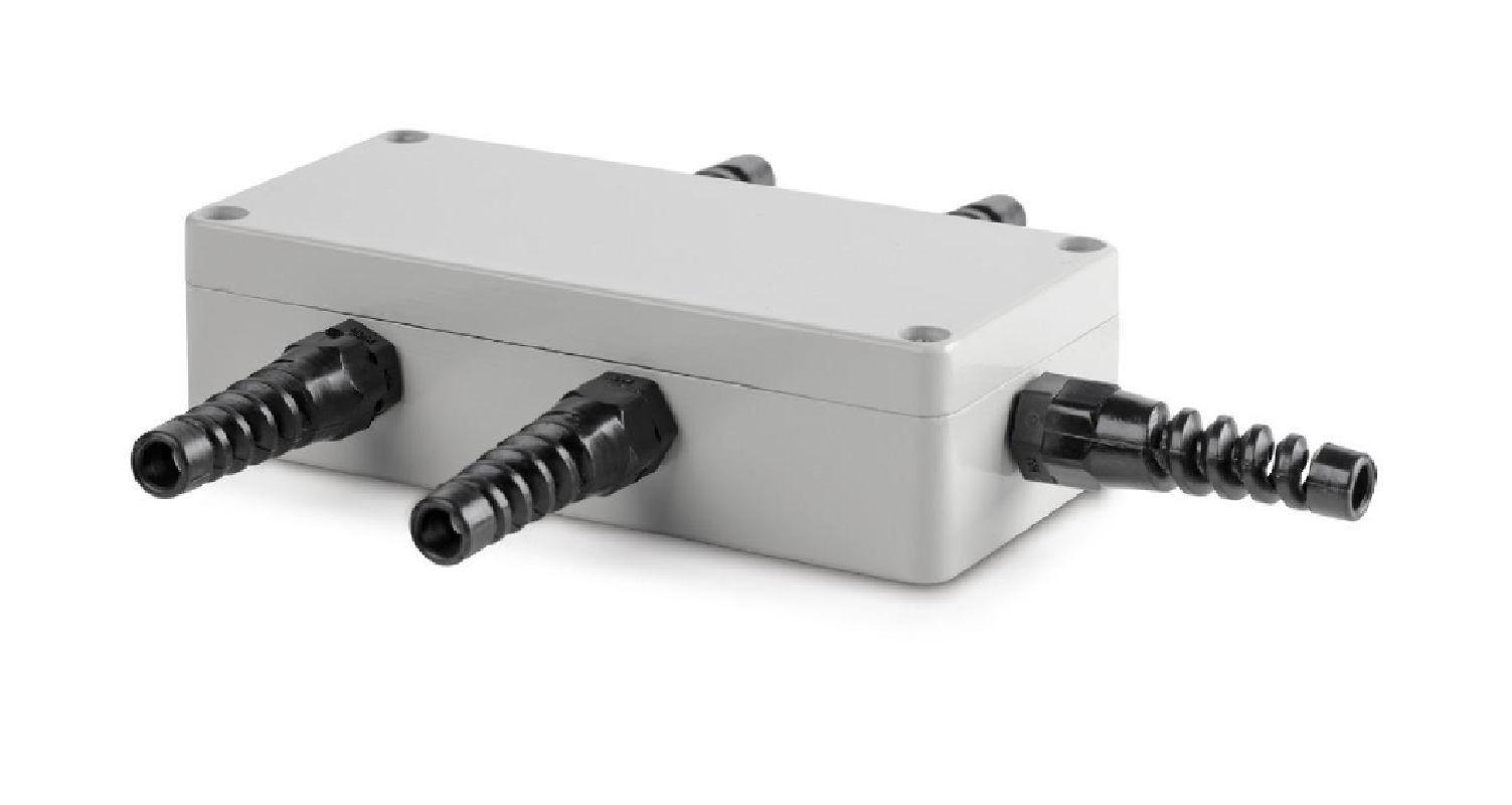 德国索特SAUTER CJ P接线盒 3