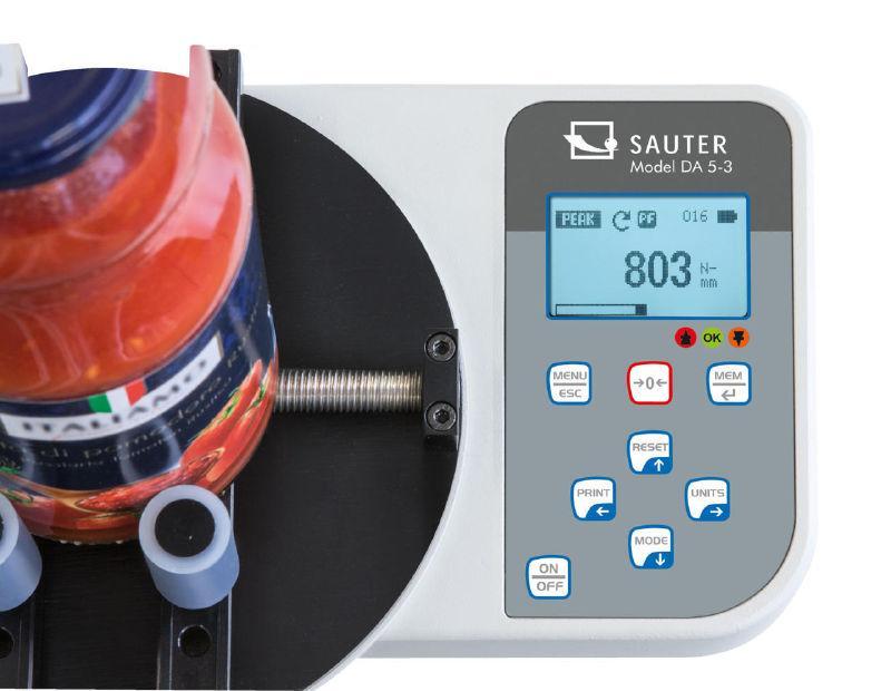 德国索特SAUTER DA数显扭距测量仪 2
