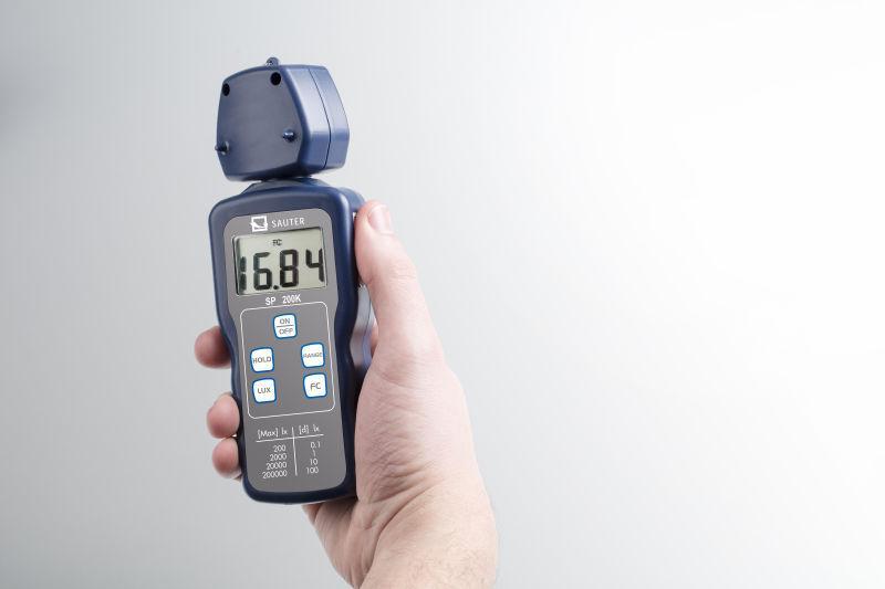 德国索特SAUTER SP光照强度测量仪 1