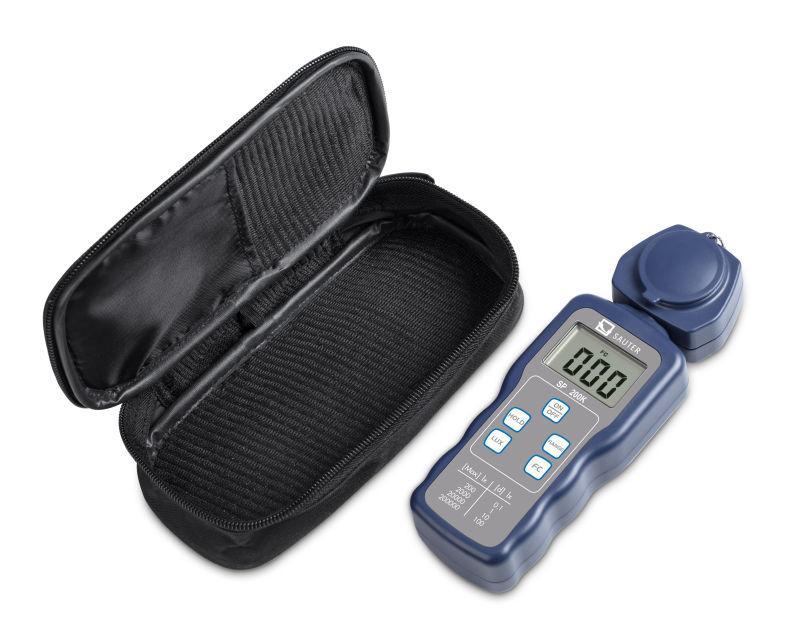 德国索特SAUTER SP光照强度测量仪 3