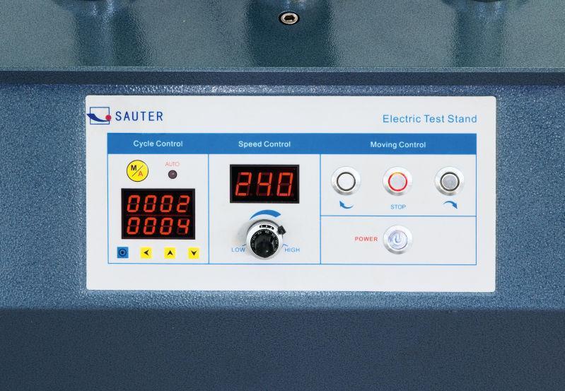 德国索特SAUTER TVS电动垂直测试台 2