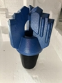 水井鑽探工具三翼階梯式鑽頭