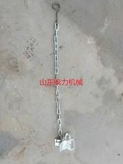 山東泰力礦用支柱防倒鏈