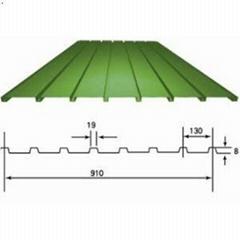 YX8-130-910彩鋼壓型板
