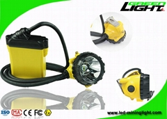 Coal Mining Lights Underwater Rechargeable Battery Capacity 10.4Ah 25000lux