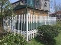 定制锌钢护栏铁艺围墙铁栅栏小区