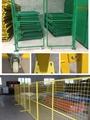 车间仓库隔离网围栏铁丝网可移动基坑井口护栏网工厂设备隔离网栅 4