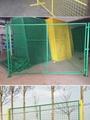 车间仓库隔离网围栏铁丝网可移动基坑井口护栏网工厂设备隔离网栅 5