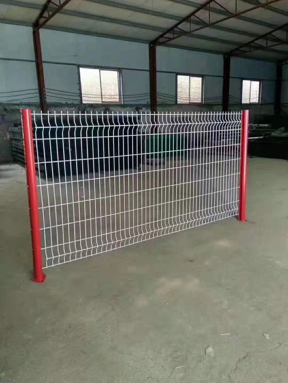 高速公路双边丝护栏网铁丝网养殖围栏鸡网车间隔离圈地钢丝荷兰网 3