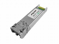 深圳飛宇供應SFP+ CWDM 10G 80KM 雙纖光模塊