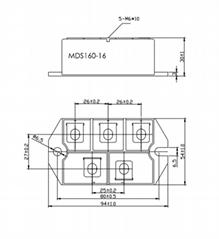MDS160-16