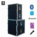 """Active 18""""Rechargeable battery PA  Speaker 4"""