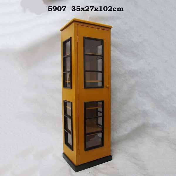 Gas Pump Storage Cabinet With Light Illuminated Lockable Display Cabinet 3