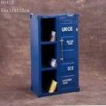 Moderm Boat Shaped Display Shelf CD Rack Bookstand Storage Cabinet