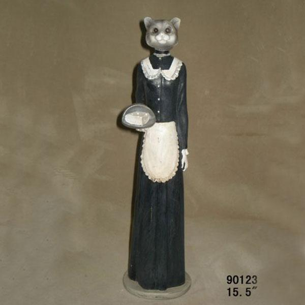 Animal Doll Antique Resin Statue For Home Store Window Decorations 2