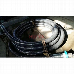 EPDM rubber fuel resistance oil delivery hose