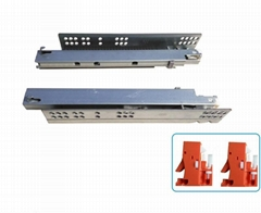Full extension Concealed undermount drawer slide