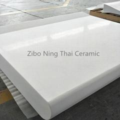 Fused Silica Tweels Cover Blocks for Float Glass Lehr