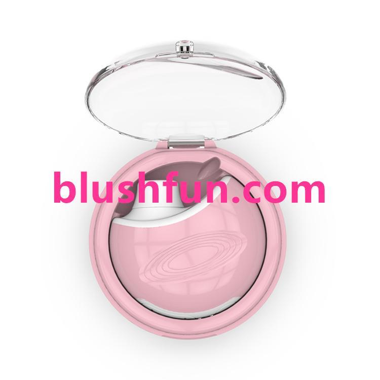 Blushfun masturbation breast nipple vibrator for women nipple sucker 3