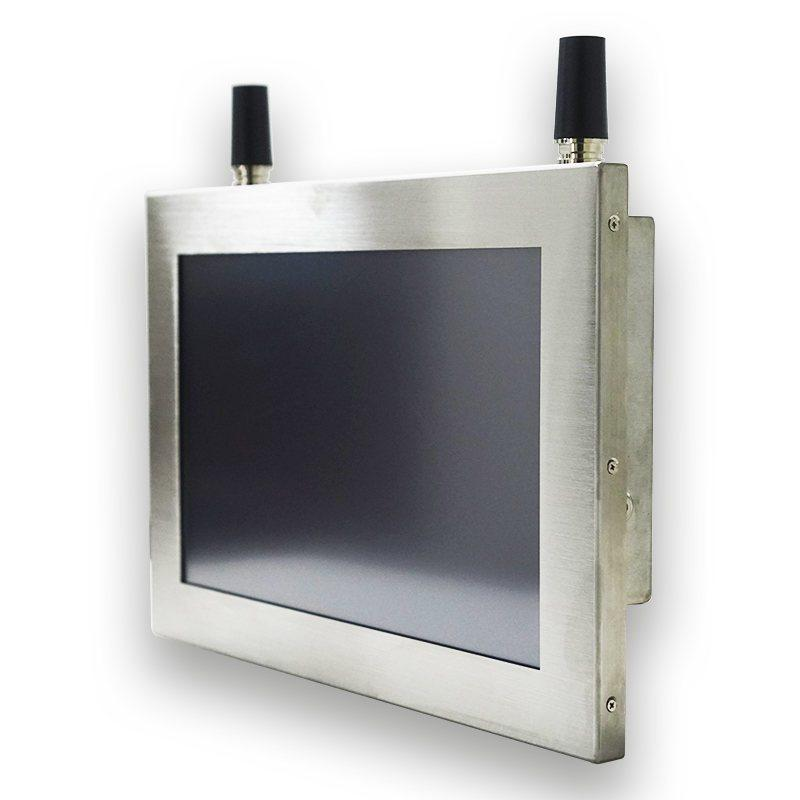 Stainless Steel Touch Panel Pc 1