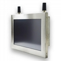 Stainless Steel Touch Panel Pc