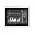 12 inch android touch panel pc with gps