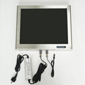 19 Inch Full Ip67 Military Monitor