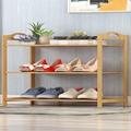 kaidi bamboo shoe rack